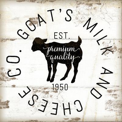Goat's Milk and Cheese Co.-Jennifer Pugh-Art Print