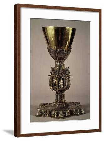 Goblet of Gian Galeazzo Visconti, from Treasury, Cathedral of Monza, Italy--Framed Giclee Print