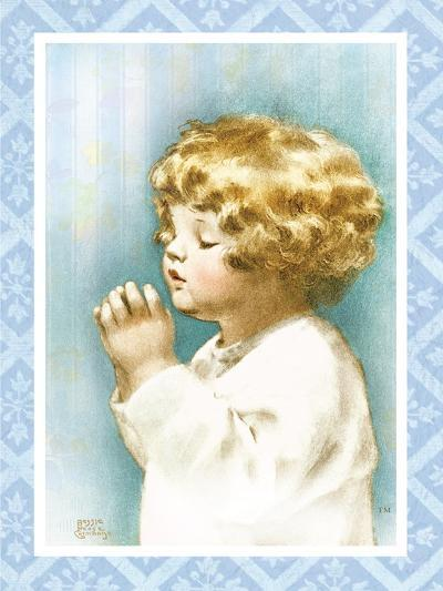 God Bless Mama and Papa-Bessie Pease Gutmann-Giclee Print