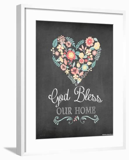 God Bless-Jo Moulton-Framed Art Print