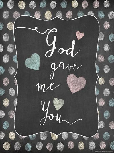 God Gave Me You-Jo Moulton-Art Print