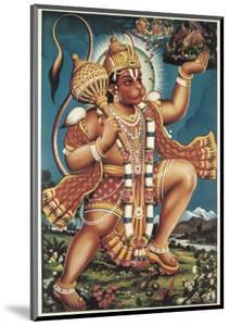 God Hanuman