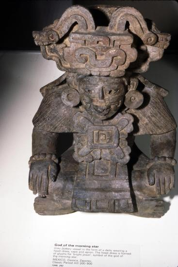 God of the Morning Star, Mexico-Unknown-Giclee Print