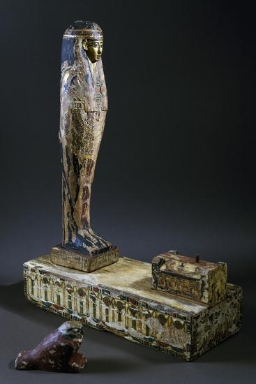 God Ptah-Sokar-Osiris--Giclee Print