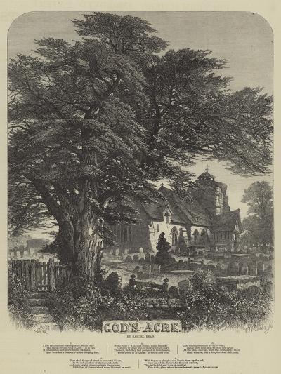 God's Acre-Samuel Read-Giclee Print