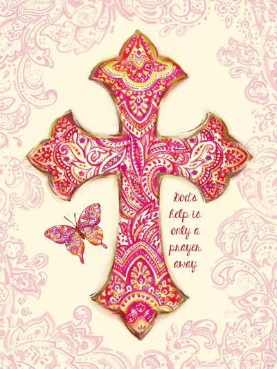 God's Help-Bella Dos Santos-Premium Giclee Print