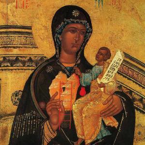 God's Mother Symbols