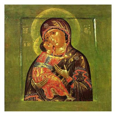 God's Mother--Art Print