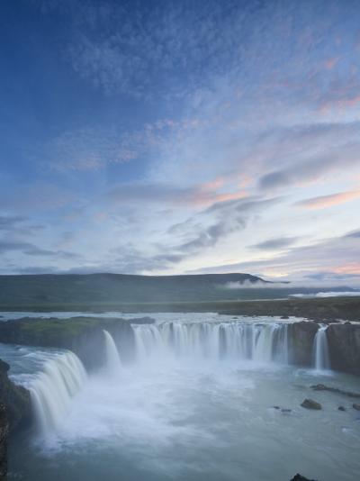 Godafoss Waterfall, Iceland-Michele Falzone-Photographic Print