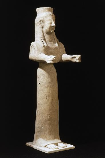 Goddess Statue--Giclee Print
