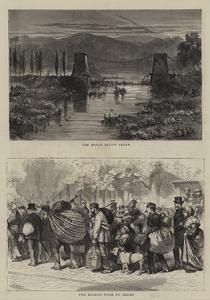 Scenes in France by Godefroy Durand
