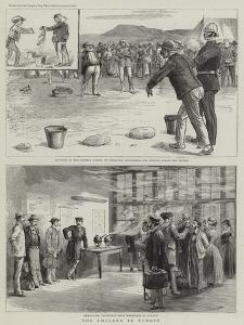 The Cholera in Europe by Godefroy Durand