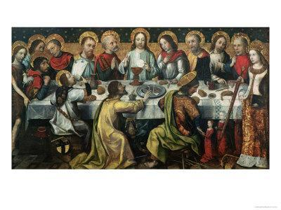 The Last Supper, 1482