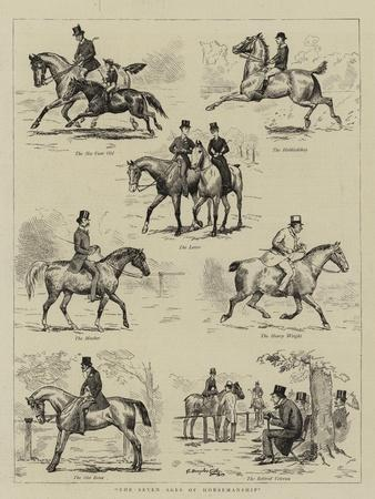 The Seven Ages of Horsemanship