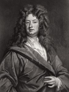 Charles Montagu, Earl of Halifax, English Poet and Statesman, 1703-1710 by Godfrey Kneller