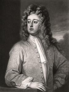 Francis Godolphin, Earl of Godolphin, English Politician, 1710-1712 by Godfrey Kneller