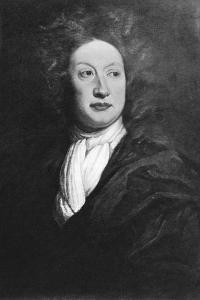 John Dryden, English Poet, Literary Critic, and Playwright by Godfrey Kneller