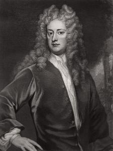 Joseph Addison, English Politician and Writer, C1703-1712 by Godfrey Kneller