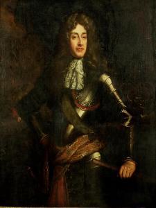 Portrait of King James Ii by Godfrey Kneller