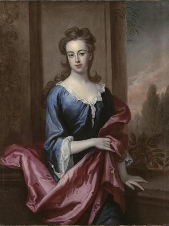 Portrait of Mary Calverley, Lady Sherard, C.1696