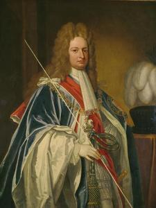 Robert Harley, 1st Earl of Oxford, 1714 by Godfrey Kneller