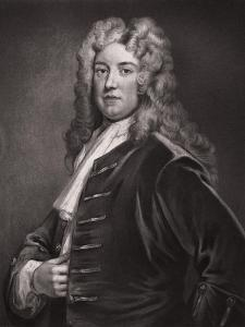 Robert Walpole, Earl of Orford, English Statesman, C1710-1715 by Godfrey Kneller