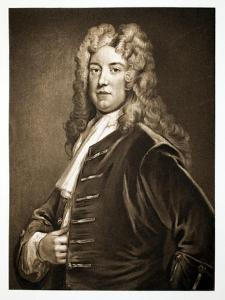 Robert Walpole, Earl of Orford, Pub. 1902 (Collotype) by Godfrey Kneller