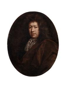Samuel Pepys, English Naval Administrator and Member of Parliament, 1690S, (C1920) by Godfrey Kneller