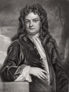 Sir Richard Steele, Irish Writer and Politician, 1711 by Godfrey Kneller