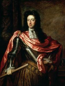 William III of Great Britain and Ireland by Godfrey Kneller