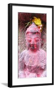 Buddha, Kathmandu, Nepal by Godong