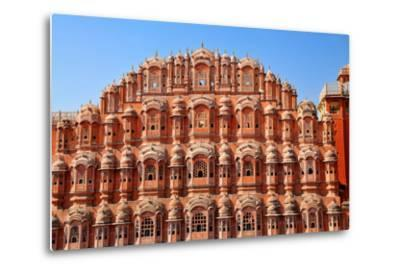 Hawa Mahal (Palace of Winds), Built in 1799, Jaipur, Rajasthan, India, Asia