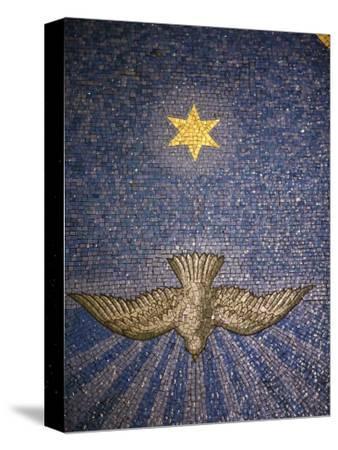 Holy Spirit Mosaic, London, England, United Kingdom, Europe