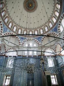 Rustem Pasha Mosque, Istanbul, Turkey, Europe by Godong
