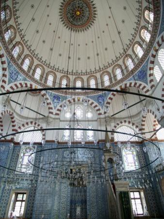 Rustem Pasha Mosque, Istanbul, Turkey, Europe by Godong