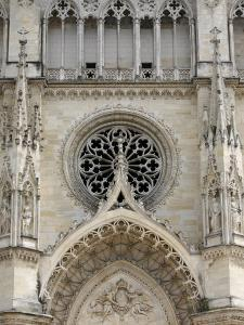 Sainte-Croix Cathedral, Orleans, Loiret, France, Europe by Godong