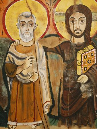 Taize Icon, Geneva, Switzerland, Europe