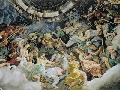 Gods of Olympus--Giclee Print