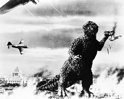 Godzilla, King of the Monsters! (1956)--Photo