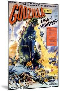 Godzilla, King of the Monsters!, 1956