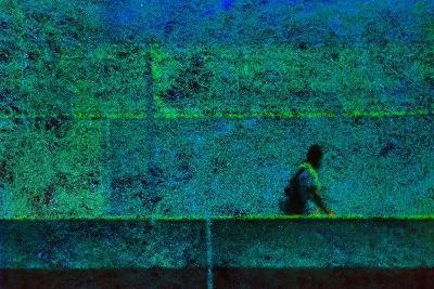 Going Away-Andr? Burian-Photographic Print