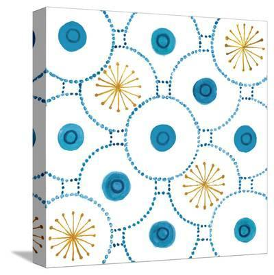 Going Circles II-Hope Smith-Stretched Canvas Print