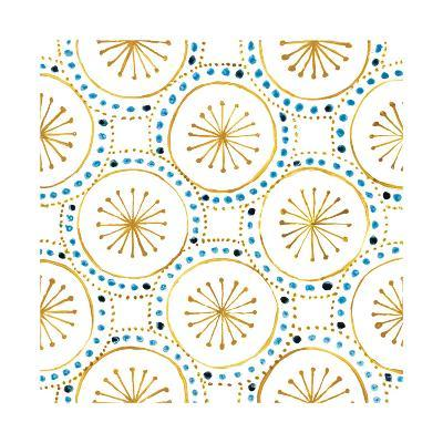 Going Circles III-Hope Smith-Giclee Print