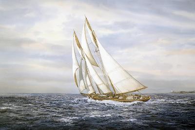 Going Fishing-Jack Wemp-Giclee Print