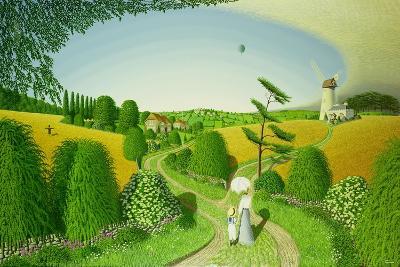 Going Home, 1989-Peter Szumowski-Giclee Print