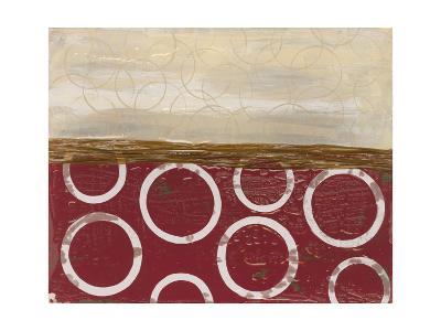 Going in Circles II-Natalie Avondet-Art Print