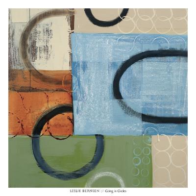Going in Circles-Leslie Bernsen-Art Print