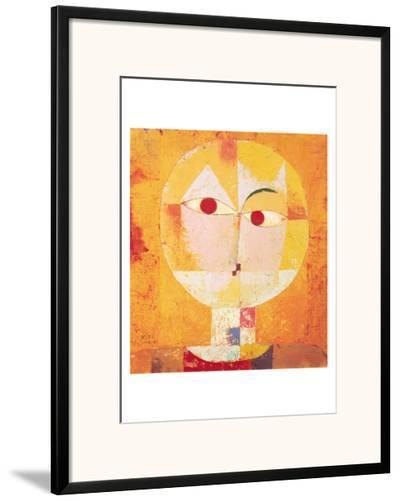 Going Senile, 1902-Paul Klee-Framed Giclee Print
