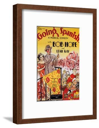 Going Spanish, 1934