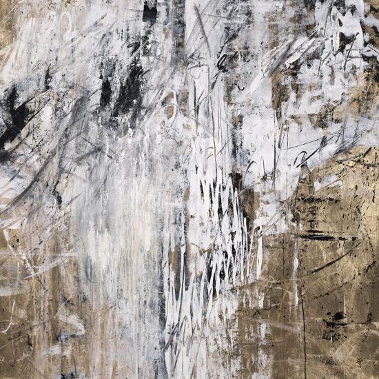 Gold and Chalk-Jodi Maas-Giclee Print